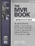 Mvr Book
