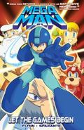 Mega Man : Let the Game Begin
