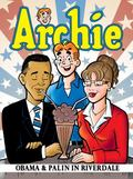 Archie - Obama and Palin in Riverdale
