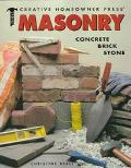 Masonry: Concrete, Brick and Stone