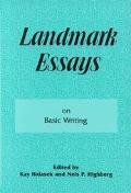 Landmark Essays on Basic Writing
