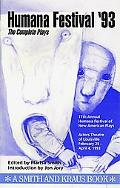 Humana Festival, 1993 The Complete Plays