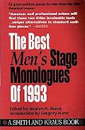 Best Men's Stage Monologues of 1993