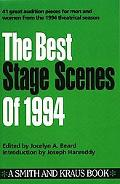 Best Stage Scenes of 1994