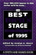 Best Men's Stage Monologues of 1995