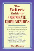 Writer's Guide to Corporate Communications
