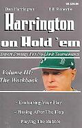 Harrington on Hold 'em Expert Strategy for No-Limit Tournaments