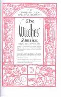 The Witches Almanac 2002, Vol. 1 - Elizabeth Pepper - Paperback