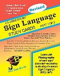 Exambusters Sign Language Study Cards