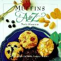 Muffins a to Z - Marie Simmons - Hardcover