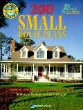 200 Small House Plans: Selected Designs under 2,500 Square Feet - Home Planners Inc - Paperback