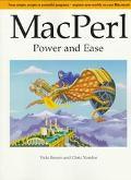 Macperl: Power and Ease - Vicki Brown - Paperback - BK&CD ROM
