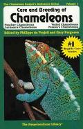 Care and Breeding of Panther, Jackson'S, Veiled, and Parson's Chameleons
