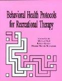 Behavioral Health Protocols for Recreational Therapy