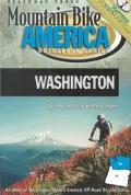 Mountain Bike America: Washington - Amy Poffenbarger - Paperback