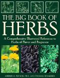 Big Book of Herbs A Comprehensive Illustrated Reference to Herbs of Flavor and Fragrance