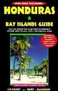 Open Road Publishing: Hondouras & Bay Islands Guide