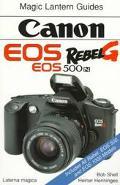 Canon EOS Rebel G: EOS 500 N - Bob Shell - Paperback