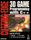 Cutting Edge 3D Game Programming with C++ with CD-ROM - John Degoes - Paperback - BK&CD ROM
