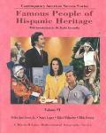 Contemporary American Success Stories Famous People of Hispanic Heritage Pedro Jose Greer, J...