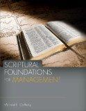 Scriptural Foundations for Management