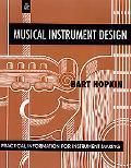Musical Instrument Design Practical Information for Instrument Making