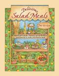 Delicious Salad Meals Main Dish Salads Dressed Up With Breads And Sweets To Make A Complete ...
