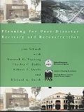 Planning for Post-Disaster Recovery and Reconstruction - Jim Schwab - Paperback
