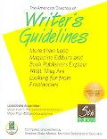 American Directory Of Writer's Guidelines More Than 1,600 Magazine Editors And Book Publishe...