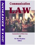 Communication and the Law 2014