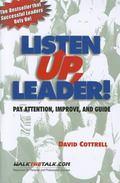 Listen Up, Leader!
