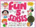 Fun With My 5 Senses Activities to Build Learning Readiness