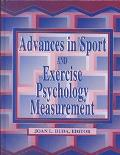 Advances in Sport & Exercise Psychology Measurment