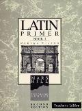 Latin Primer Book I: Teacher's Edition - Martha Wilson - Other Format - Spiral, 2nd Teacher'...