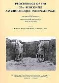 Proceedings of the 51st Rencontre Assyriologique Internationale: Held at the Oriental Instit...
