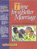 Time for a Better Marriage