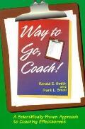 Way to Go,coach!