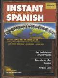 Advanced Instant Conversational Spanish