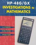 HP-48 G/GX Investigations in Mathematics