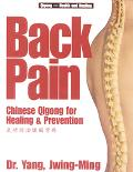 Back Pain Chinese Qigong for Healing & Prevention