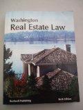 Washington Real Estate Law (Sixth Edition-2010)