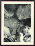 Having a Learning Disability (Think about)