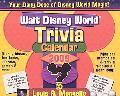Walt Disney World Trivia Calendar 2009