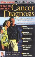 Cancer Diagnosis What to Do Next