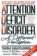 Attention Deficit Disorder A Different Perception