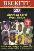 Beckett Baseball Card Price Guide: Number 20, Vol. 20