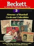 Beckett Almanac of Baseball Cards and Collectibles, Vol. 3