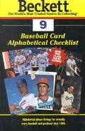 Beckett Baseball Card Alphabetical Checklist, Vol. 9 - James Beckett - Paperback
