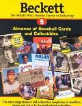 Beckett Almanac of Baseball Cards and Collectibles