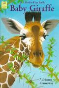 Baby Giraffe A Lift-The-Flap Book